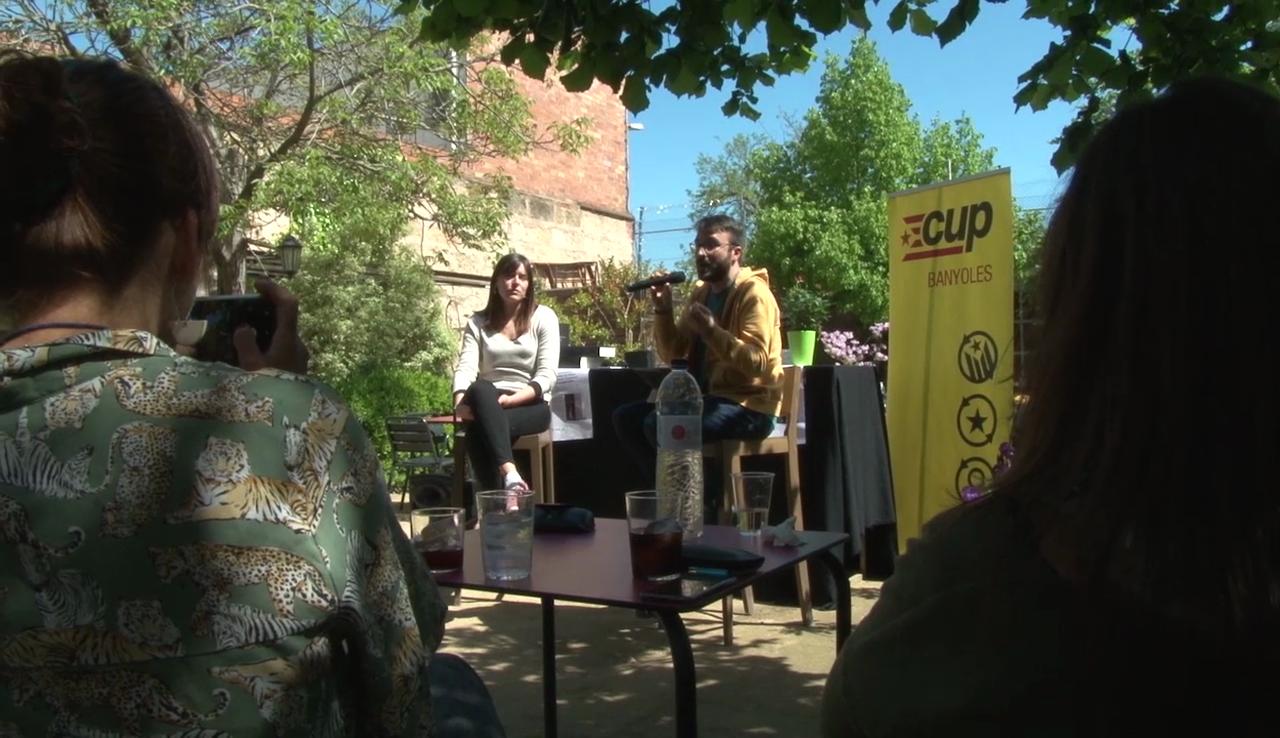 Banyoles acull la presentació de 'Història de l'Esquerra Independentista', de la mà de la CUP Pla de l'Estany