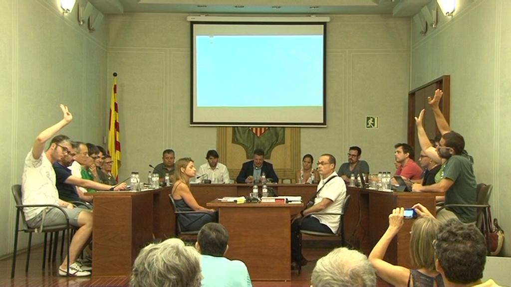 L'oposició vota en contra i s'abstè en el nou POUM de Banyoles