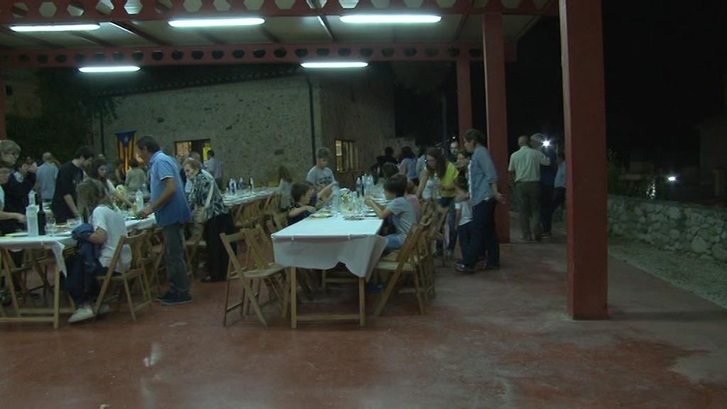 Més d'un centenar de persones participen a les activitats de la Festa Major d'Orfes