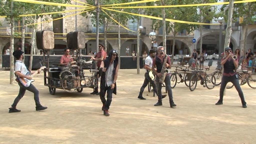 La música i la cultura centren les activitats de la festa local de Banyoles