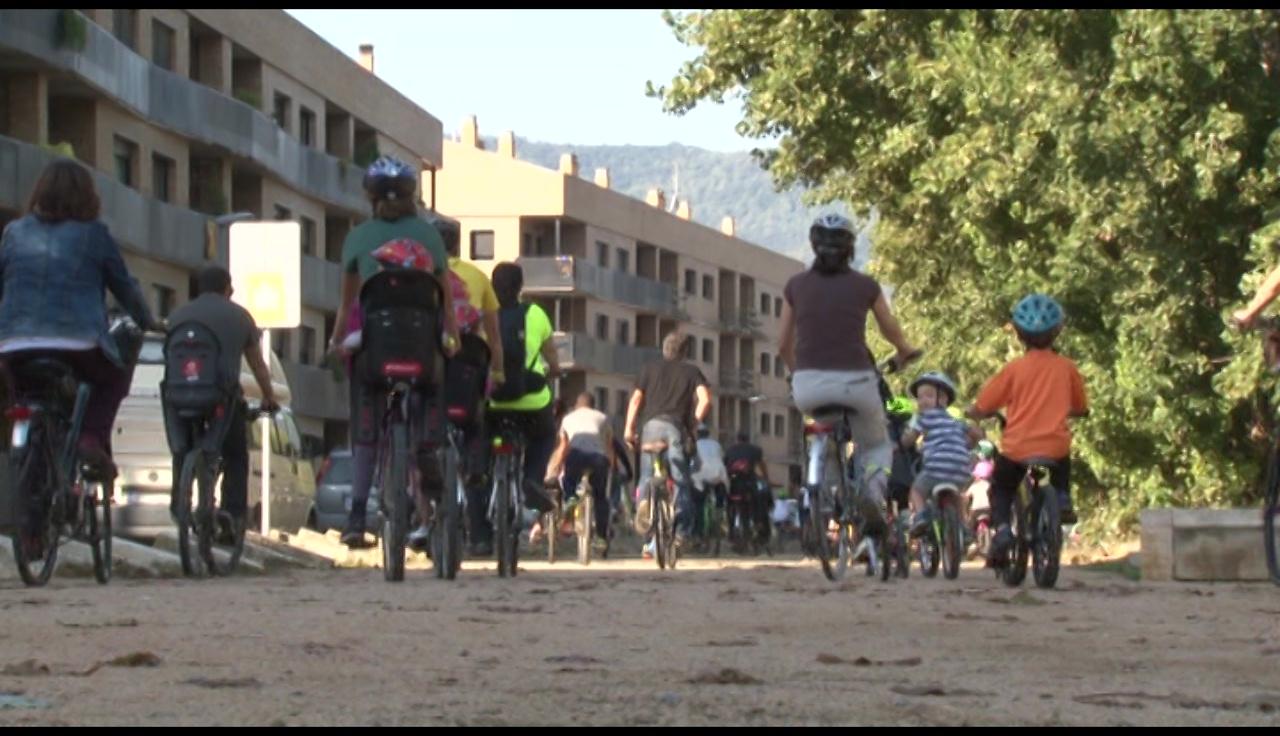 Una bicicletada i activitats de lleure tornaran a centrar el Dia de l'Estany