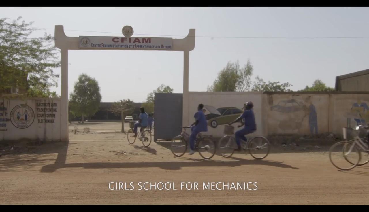 """""""Ouaga Girls"""", al documental del Mes de febrer"""
