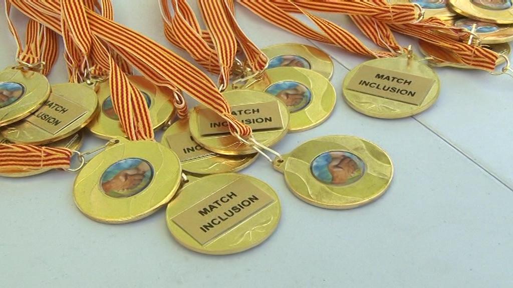 Acaba la lligueta del projecte Match Inclusion amb una entrega de premis