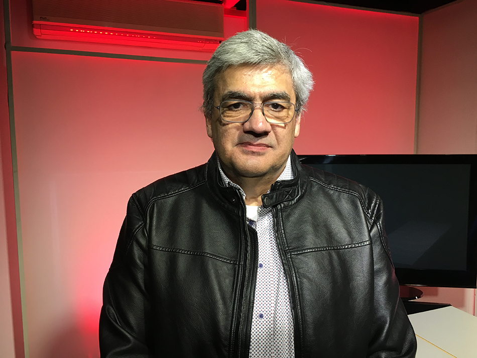Francesc Xavier Quer, cap de llista de Junts per Catalunya - Crespià