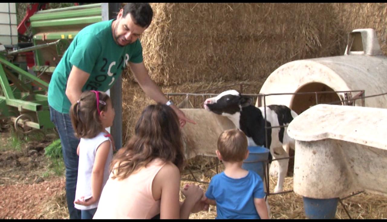 7 explotacions del Pla de l'Estany participaran a la nova edició de Benvinguts a Pagès