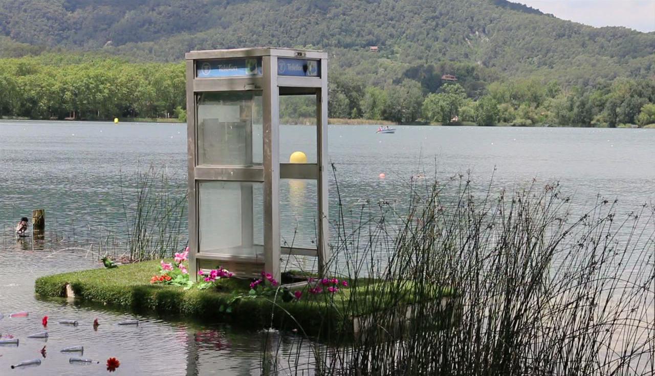 La 42a exposició de flors de Banyoles estrenarà una instal•lació efímera que s'aguantarà fins després del Festival (a)phònica