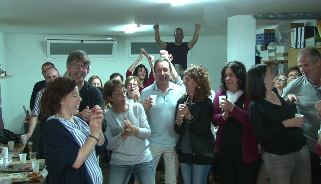 ERC guanya les eleccions municipals al Pla de l'Estany i podria aconseguir el govern del Consell Comarcal