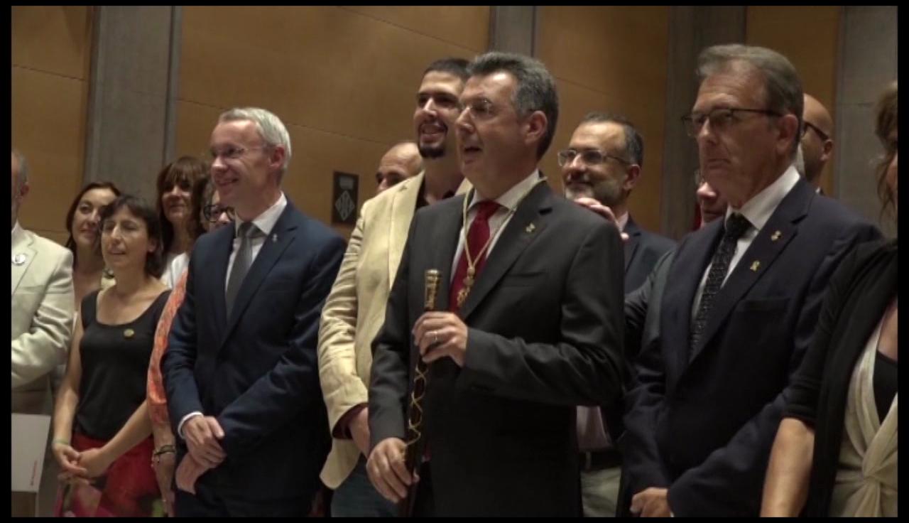 Miquel Noguer és nomenat president de la Diputació de Girona