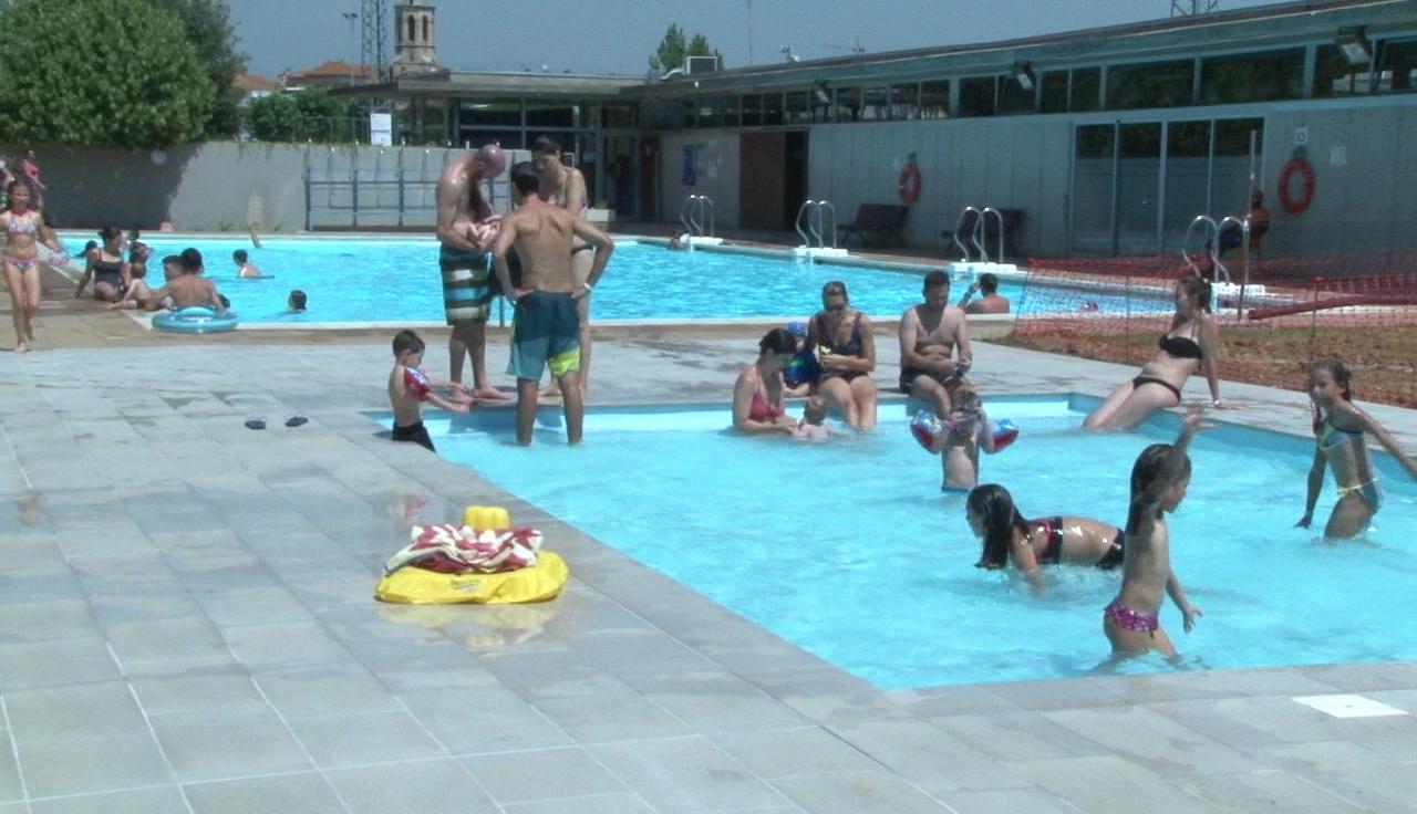 Inaugurada la nova piscina infantil de Cornellà del Terri