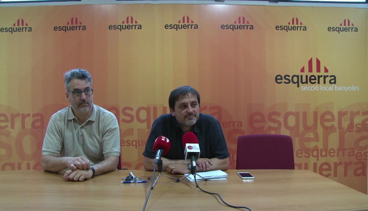 ERC – Junts per Banyoles valora positivament l'augment de vots les eleccions, tot i no aconseguir entrar al govern