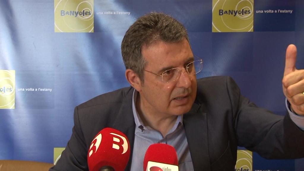 Miquel Noguer podria ser el nou president de la Diputació de Girona