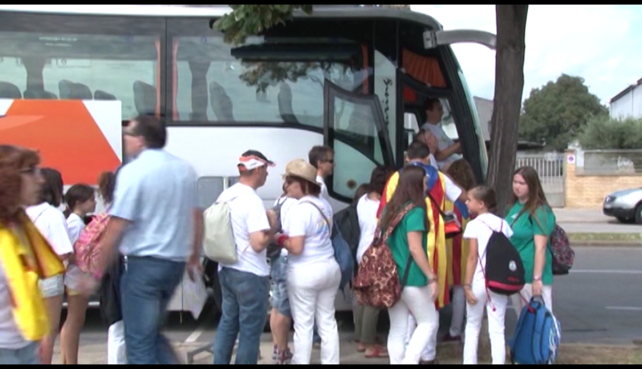 L'ANC del Pla de l'Estany torna a organitzar autobusos per anar a la manifestació de la Diada de Catalunya